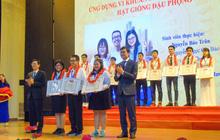 Sinh viên HUTECH ứng dụng vi khuẩn lactic giành giải Nhất Nghiên cứu khoa học cấp Bộ