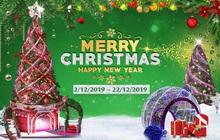 Đến hẹn lại lên, mùa Noel rinh quà hấp dẫn tại AEON MALL Bình Tân
