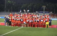 Bamboo Airways tặng 01 năm bay miễn phí cho đội tuyển bóng đá nam, bóng đá nữ Việt Nam và ban huấn luyện tham dự SEA Games 30