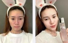 """Lan Ngọc và loạt beauty blogger Việt """"rủ nhau"""" khoe mặt mộc """"đỉnh"""" khiến ai cũng trầm trồ"""