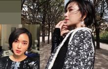 """Ai là tác giả những màn họa mặt """"biến hình"""" đỉnh cao của Châu Bùi tại Paris Fashion Week?"""