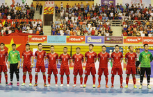 Thắng 2-0 Úc, tuyển futsal thắp lên hi vọng đưa Việt Nam trở lại World Cup