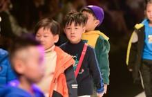 Học trò Xuân Lan tự tin sải bước tại Shanghai Fashion Week 2019
