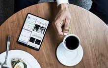 Galaxy Fold - biểu tượng mới của smartphone siêu cao cấp ở Việt Nam
