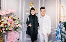 Ca sĩ Ưng Hoàng Phúc khuấy động lễ khai trương thương hiệu Seven Luxury