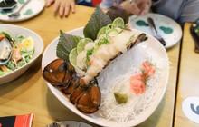 """Ăn sashimi chuẩn vị đâu chỉ nhà hàng Nhật mới có, đến địa chỉ này để nâng tầm """"hiểu biết"""" cho dạ dày nào!"""