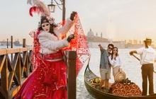"""Một ngày du ngoạn Italia đầy màu sắc, tận hưởng đại tiệc âm thanh và ánh sáng """"Sống Như Ý"""""""
