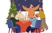 """Chẳng cần có """"gấu"""", bạn vẫn có thể trải nghiệm những điều tuyệt vời trong dịp Giáng sinh"""