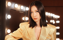 Những màu son chuẩn mực xuất hiện trên sàn runway của show NTK Chung Thanh Phong