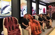 Tưng bừng khai trương showroom ghế massage cao cấp OKUSAKI khu vực miền Bắc