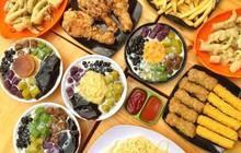 Thiên đường chè khoai dẻo và đồ ăn vặt siêu ngon tại Chick Garden