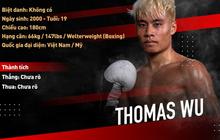 Thomas Wu - Hiện tượng trẻ mới cho làng Boxing Việt Nam