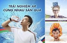 Giới trẻ hào hứng thể hiện tinh thần cổ vũ đội tuyển Việt Nam bằng ứng dụng chụp ảnh mới