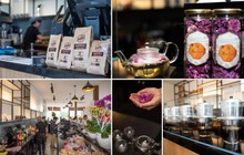 Xoăn Coffee: Quán cà phê mang trọn hương vị mảnh đất cao nguyên xuống Sài Gòn sôi động