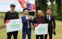 Người hâm mộ cuồng nhiệt với thầy trò HLV Park Hang Seo và thủ môn Đặng Văn Lâm