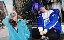 """Cơn sốt Logomania làm """"dậy sóng"""" street style Hàn"""