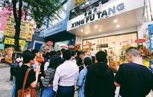 Siêu hot: cửa hàng thứ ba của Xing Fu Tang tưng bừng khai trương tại Sư Vạn Hạnh