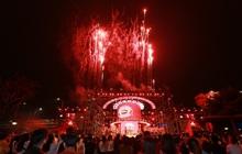 """6.000 bạn trẻ Đà Nẵng bùng nổ cùng đại tiệc âm nhạc """"Highlands Coffee – 20 nắm gắn kết niềm tự hào đất Việt"""""""