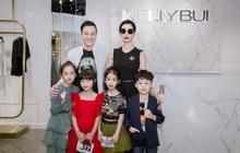 Dàn sao Việt hội ngộ khai trương cửa hàng mới của thương hiệu Kelly Bui