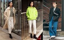 """Chỉ cần ngắm street style chất lừ của giới trẻ Hàn tuần qua, công cuộc ăn mặc của bạn chắc chắn sẽ """"lên hương"""""""