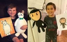 Biến những bức vẽ nguệch ngoạc thành đồ chơi, công ty này đang chiếm trọn cảm tình của trẻ em trên thế giới
