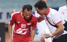 """Sau Văn Hậu, đến lượt sao CLB Viettel khiến thầy Park buồn lòng vì """"bão chấn thương"""""""