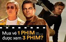 """Review """"Chuyện Xưa Ở Hollywood"""": Xem xong hai tài tử hạng A """"xuyên không"""" thành 2 gã hết thời, ai cũng hỏi """"mị vừa xem cái quái gì vậy?"""""""