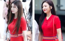 Đụng full combo từ váy tới tóc và makeup, Joy (Red Velvet) và Eunbi (IZ*ONE) khiến netizen cân não vì không biết ai đẹp hơn