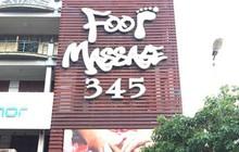 Hà Nội: Cháy quán massage, khách hốt hoảng tháo chạy