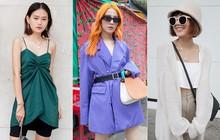 """Street style giới trẻ Việt: các bạn trẻ sành mặc phô diễn đủ phong cách, từ """"chanh sả"""" như tạp chí cho đến phá cách"""