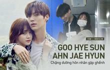 Chặng đường ly hôn gây tranh cãi của Goo Hye Sun - Ahn Jae Hyun: Yêu nhanh, cưới vội, kết thúc bằng tin nhắn gây chấn động