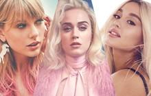 """Dù bị chê """"flop"""" tơi tả nhưng Katy Perry vẫn sở hữu kỳ tích đáng gờm mà Taylor Swift, Ariana Grande mơ cũng không có"""
