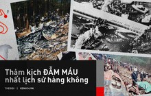 Vụ tai nạn máy bay thảm khốc khiến hơn 500 người tử nạn ở Nhật Bản và cái cúi đầu xin lỗi của vợ cơ trưởng