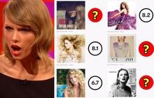 Trang phê bình âm nhạc nổi tiếng chấm điểm tất cả album của Taylor Swift: Thể loại Country biến thành Pop&RnB, số điểm các album gây tranh cãi