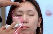 Mẹo hay ít ai biết khi dùng kem mắt: Bôi theo hình chữ S vừa nâng cơ lại giúp khuôn mặt trẻ ra vài tuổi