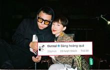 """Tóc Tiên vừa đăng ảnh """"thả thính"""", Hoàng Touliver đã lập tức đáp lời khiến fan phát sốt"""