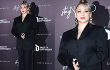 1 năm sau màn tăng cân gây sốc, CL cuối cùng đã chính thức lộ diện tại Hàn: Vóc dáng và nhan sắc đều gây tranh cãi