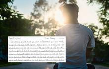 Bức thư xúc động của cậu thiếu niên Việt suýt chết trong vali của kẻ buôn người