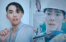 """""""Có Tất Cả Nhưng Thiếu Anh"""" ngoại truyện: Hoá ra Erik mạo hiểm đu dây là để """"dòm lén"""" Will đang tắm?"""