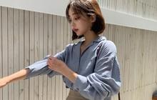 Street style châu Á: chẳng cầu kỳ, các cô nàng chỉ mix vài ba món đồ công sở đơn giản mà vẫn mãn nhãn người nhìn