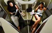Ảnh: Siêu máy bay Boeing 787-10 lớn nhất Việt Nam chính thức bay chuyến thương mại đầu tiên