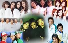 """Dù mô hình nhóm nhạc khó """"sinh tồn"""" tại Vpop, nhưng quá khứ cũng từng có những boygroup, girlgroup Việt làm khuynh đảo giới trẻ"""