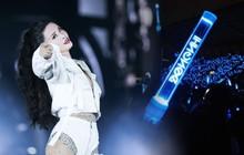 """Chẳng thua kém gì các idol Hàn Quốc, ca sĩ Việt cũng sở hữu những lightstick độc đáo khiến FC """"phổng mũi"""" tự hào"""