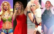 Top 10 màn trình diễn đỉnh nhất tại lễ trao giải VMAs: Ngay cả Taylor Swift, Lady Gaga cũng phải chào thua cái tên này
