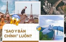 Đâu chỉ mỗi Cầu Vàng, Trung Quốc còn có hàng loạt phiên bản nhái của các địa điểm nổi tiếng thế giới, fake đến tiểu tiết luôn!