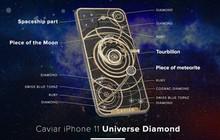 iPhone 11 chưa ra mắt đã có bản siêu độc: Nạm thiên thạch và đá mặt trăng, giá hơn 1 tỷ đồng