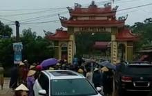 Dân đánh trống báo động, vây hơn 20 côn đồ xăm trổ tới đập phá cổng làng