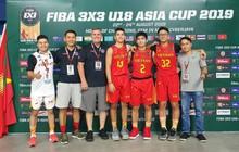 Toàn thắng ở vòng loại, bóng rổ Việt Nam ghi tên mình ở vòng bảng FIBA U18 3x3 Asia Cup