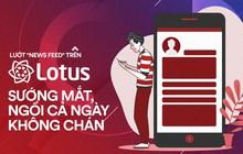 """Lướt """"News Feed"""" trên Lotus sẽ sướng mắt hơn nhờ 2 tính năng này, ngồi cả ngày không biết chán"""