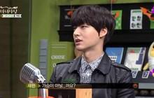 Chê vòng 1 của Goo Hye Sun không hấp dẫn, Ahn Jae Hyun bị đào mộ lại phát ngôn... thích ngực phụ nữ